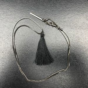 Chain with Tassel Necklace